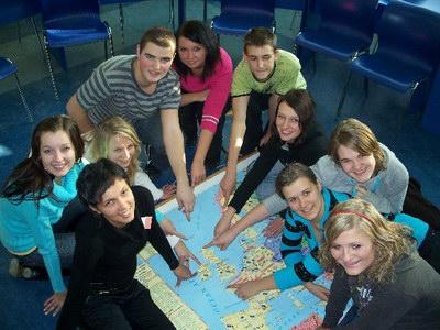Twórcy konkursowej mapy
